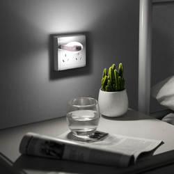 Штепсельная Вилка европейского стандарта светодиодный настенная лампа со светочувствительным датчиком детская Спальня свет Veilleuse Enfant
