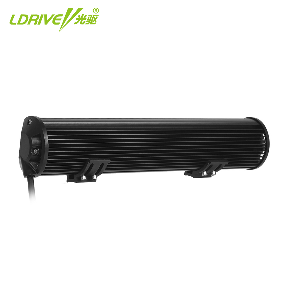 Tri row 16 Inch 216W CREE Chips LED Work Light Bar Off Road Driving Lamp Combo Beam For Jeep Truck SUV ATV 4x4 4WD 12V 24V Light in Light Bar Work Light from Automobiles Motorcycles