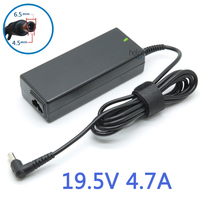 19 5V 4 7A 90w AC Adapter Battery Charger For Sony Vaio PCG VGN Laptop