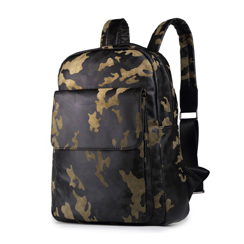 New Distinctive Wild Nature Camouflage Military Mochila Feminina Bts Laptop Backpack College Students' Schoolbag Travel Knapsack fashion new women students lovely canvas backpack college small cartoon print sathel multifunction travel bags mochila feminina