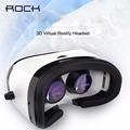 Rock VR BOX BOBO VR Google Cardboard Virtual Reality Glasses 3D VR Glasses for 4-6 inch phone