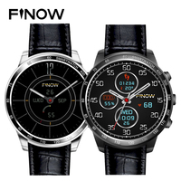 2017 New Smart Watch Finow Q7 With 0 3MPCamera Support 32GB TF Card Android 5 1