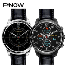 2017 New wearable devices smart watch Finow Q7 plus support 32GB TF card Android 5.1 3G Wifi BTfor Android PK KW88 smartwatch