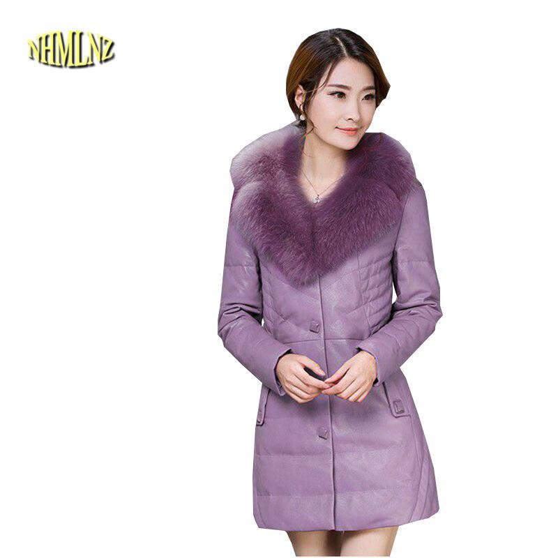 ᐅCorea nueva moda invierno de las mujeres elegantes de gama alta ...