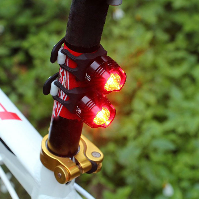 5 Bicycle Tail Light