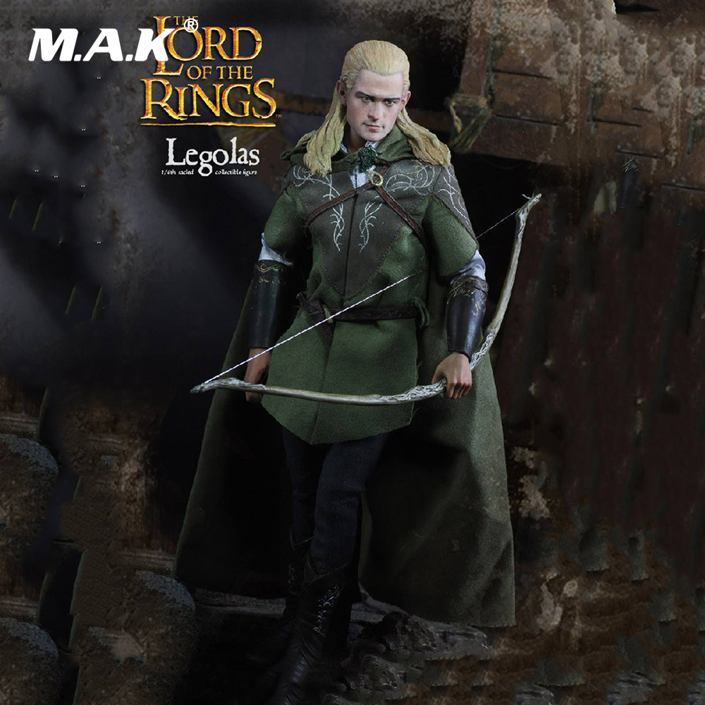 1/6 The Lord of the Rings Elven Prince Legolas Full set Soldier Action Figure Toys Collections Gifts Normal Version 1 6 sovereign military knights of malta ancient medieval soldier action figure model collections