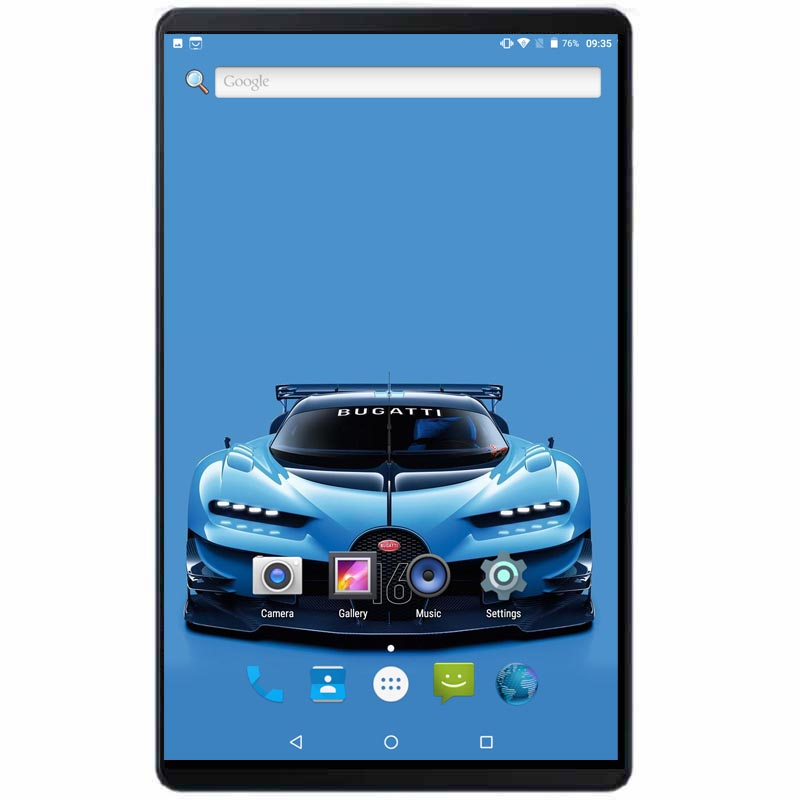 2019 Android 8.0 The Tablet 10 Inch 4GB RAM 64GB ROM Octa Core 6000mAh Dual Cameras 5.0MP 1280*800 IPS Phone 4G Tablets 7 8 9 10
