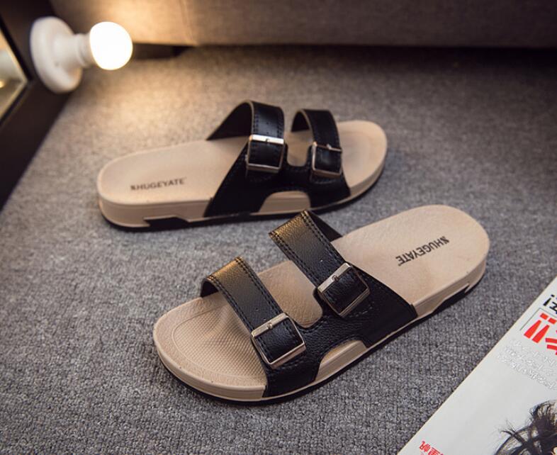 1fce804b7 Большие размеры, бесплатная доставка, распродажа, летние классические  сандалии, Мужская Легкая пляжная обувь