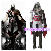 Assassins creed costume for adult assassins creed cosplay assassin creed Game animation show halloween dress