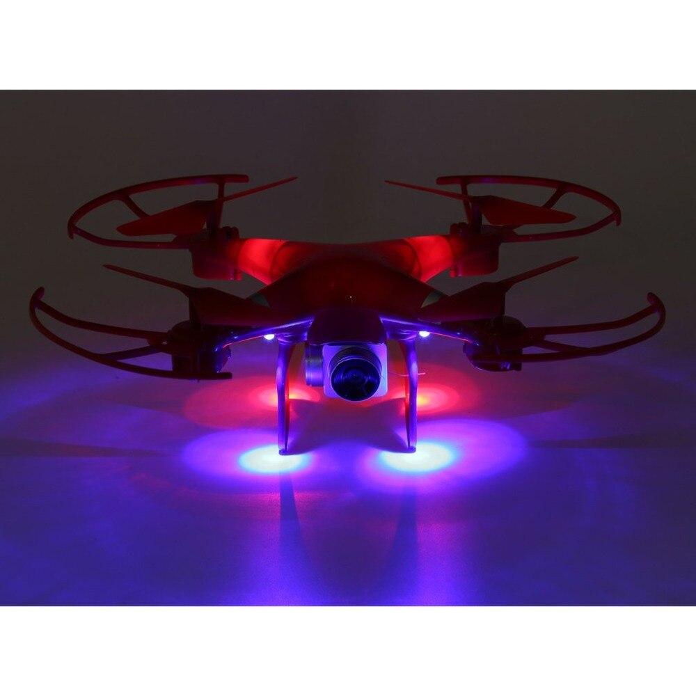 2018 New KY101S WiFi FPV Wide Angle 1080P Camera Selfie RC Drone Altitude Hold Headless Mode 3D Flips One Key Return Quadcopte