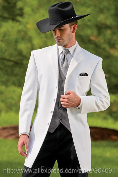 trajes de novio tipo vaquero