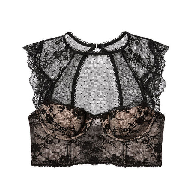 Women's Laced Bralette
