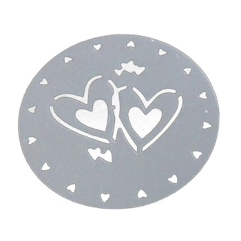 4pcs/lot Cake Stencils Art Birthday Printing Mold Decorating Wedding Cooking Party Kitchen Pastry Tools Accessories