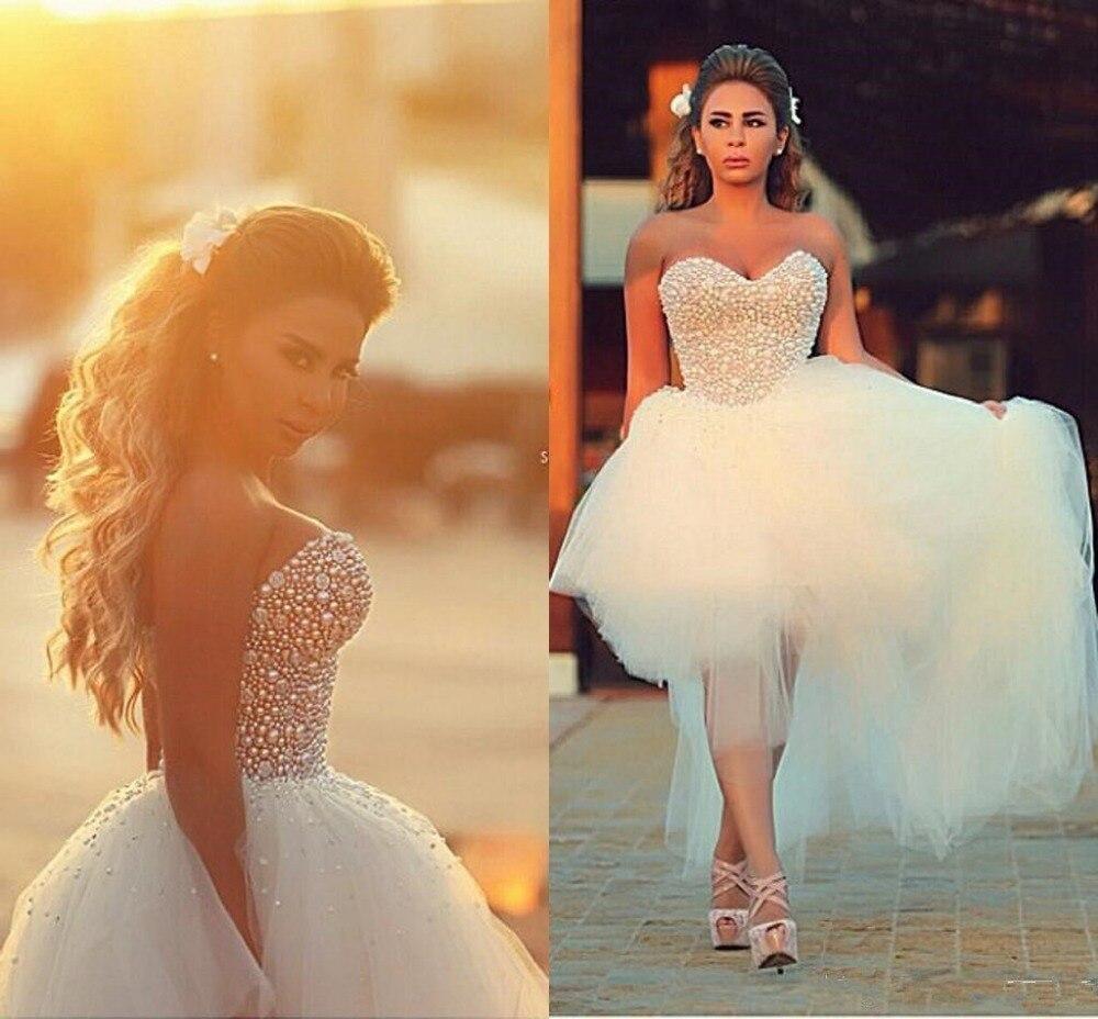 audrey short tulle wedding dress Audrey Dress Photo Three