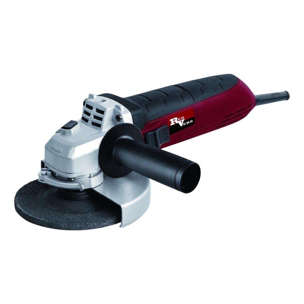 Machine grinding angle RedVerg RD-AG75-125 (750 W, 125mm, 12000 rev/min) grinding machines vibrating redverg rd sg30 90