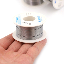 Electronic Soldering 50g 0.8/1.0/1.2mm Tin Weld Solder Wire 63/37 Colophony Core Industrial Welding Wires