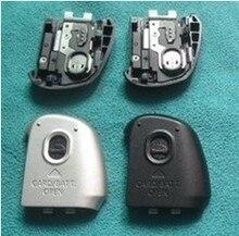 Compras libres! 100% nuevo original negro cubierta sx130 batería Con hierro y snap botones para canon Sx130 batería sx130 cubierta de la cámara
