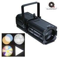 Alumotech 300 Вт удара 5600 К светодиодный Zoom профиль освещения DMX512 3 раб канал свет этапа