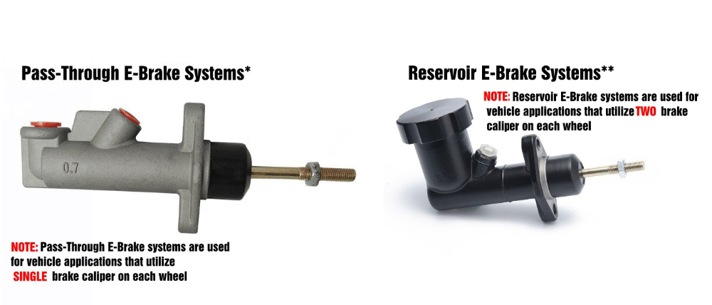 "Bolt On Race Clutch Master Cylinder Adapter 3//4/"" Bore For Hydraulic E-brake"