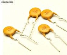 5 PCS fusível RXEF050 PPTC fusível reajustável 72 V 0.5A 500MA