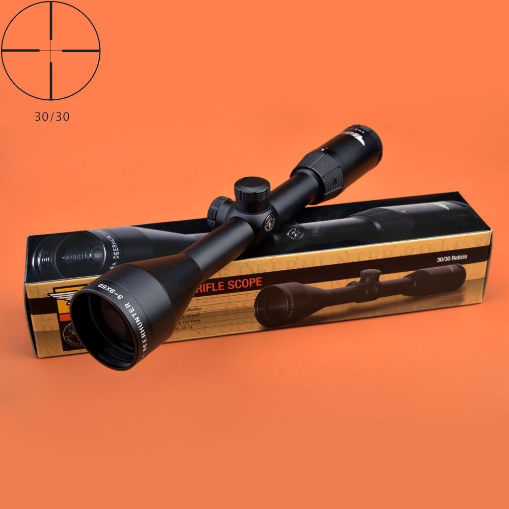 все цены на BSA Scopes 3-9x50 Hunting Scopes Long Range Scopes Black Matte Finish Rifle Scope Riflescopes Fully multi-coated optics онлайн