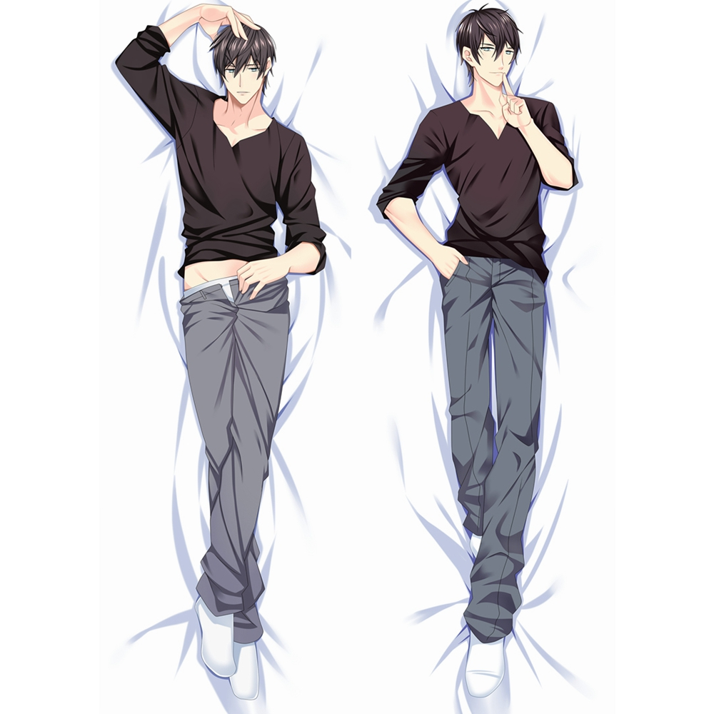 Anime Jk 10 Ten Count Dakimakura Body Pillow Case Manga