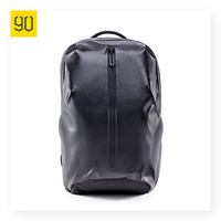 Xiaomi Ecosystem All Weather Upgraded Backpack Fashion Waterproof Bag Travel College School Bussiness Black Orange Red