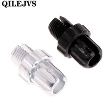 QILEJVS Bicycle Screw Fixing Nuts Steering Bike Braking Cable Accessories Titanium Alloy