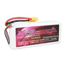 Cnhl LI-PO 6000 mAh 22.2 V c ( Max 140C ) 6 S Lipo batería para RC Hobby con el envío gratis