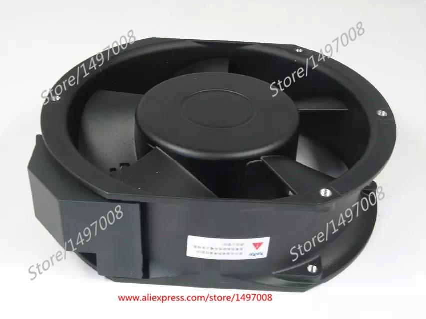 Emacro Kaku KA1725HA3 AC 380V 45/40W 172X150X51mm Server Round fan emacro royal fan ut670d tp ac 100v 43 40w server round fan