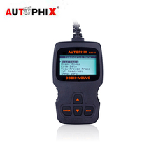 New Autophix ES610 Obd2 Diagnostics Scanner For Volvo C30 C70 S40 V40 V50 V70 S60 XC70 XC90 Engine Tool Scan Srl Reset Scan Tool