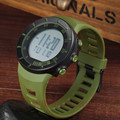 2015 OHSEN Мужчины Спортивные Военные Часы Марка Мода Повседневная Наручные Часы мужская Цифровые Часы 6 Цвета Горячей Продажи