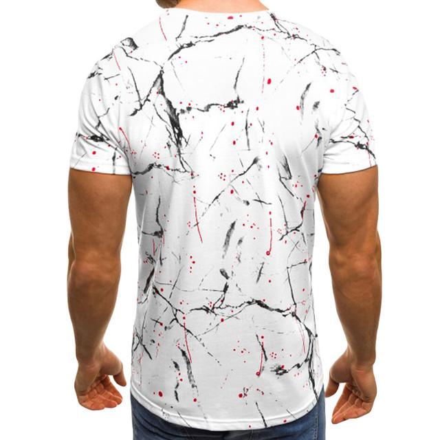 Summer Oversized White Harajuku T Shirt Men Streetwear Clothes 2019 Gothic Mens Clothing Funny Short Sleeve T Shirts camisetas