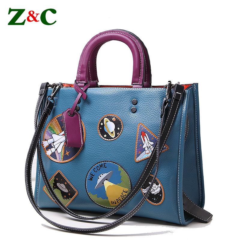 New Fashion Women Handbags High-quality Tote Bag Women's Handbag Large-capacity Women's Shopper Bags Luxury Shoulder Bags Bolsas