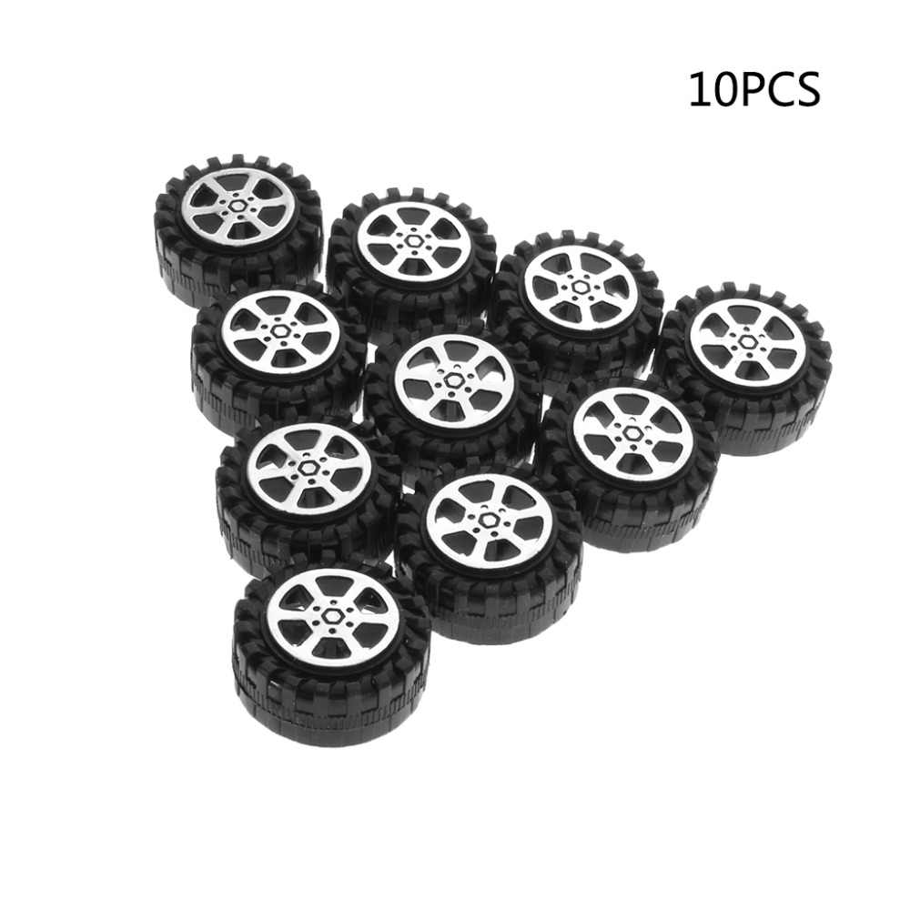 10 stks Rubber Band 24mm Wiel RC Model Speelgoed Auto Accessoires As Dimeter 2mm