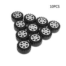 10 stks Rubber Band 24mm Wiel RC Model Speelgoed Auto Accessoires As Dimeter 2mm(China)