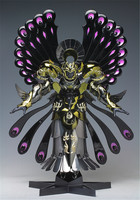 Acción figura Saint Seiya espectros Myth Cloth Thanatos y Hypnos dios del sueño modelo coleccionable 18 cm
