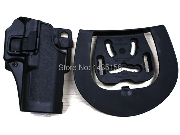 G17 tactical holster Tactical Airsoft Paintball Caza Right hand Holster GBB-Enví