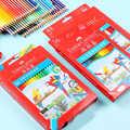Германия Faber-Castell водорастворимый цветной грифель 36/48/60 цвет кисть-карандаш ручной работы Покрашенный набор товары для рукоделия