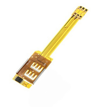 HOT SALE Dual Sim Card Adapter Slot for