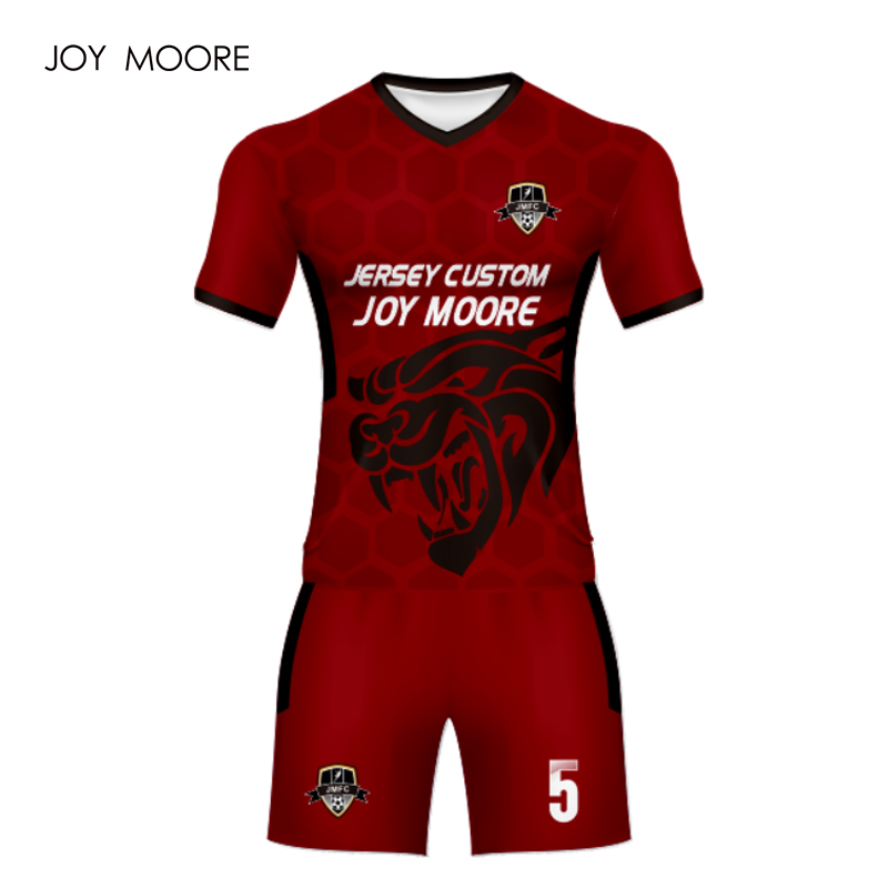 new style 1ad4b ff835 US $145.0 |joy moore men's football shirt customize soccer jersey low  price-in Soccer Sets from Sports & Entertainment on Aliexpress.com |  Alibaba ...