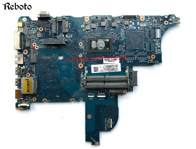 US $259 0 |Fully tested Laptop Motherboard For HP Probook 640 G2 PC PN  840718 001 with i7 6600U processor integrated gpu DDR3 -in Motherboards  from
