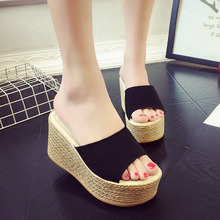 Hohner Platform Wedges Sandals Shoes Woman Gladiato