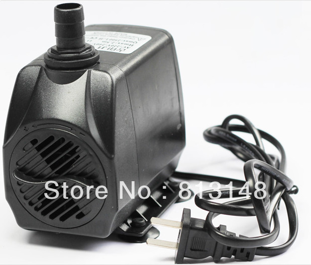 4 meters lift,85W water pump for cnc router spindle cooling 6162 63 1015 sa6d170e 6d170 engine water pump for komatsu