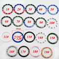 Parnis ceramic bezel( 19 color chosen)insert fit 40mm case mechanical mens watch P300