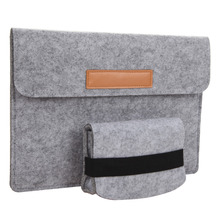 """Laptop Sleeve Bag Pouch Cover 10''11''12''13""""14''15''for iPad Macbook Pro Sleeve Bag Ultrabook Netbook with Mini Carry Bag Cover"""