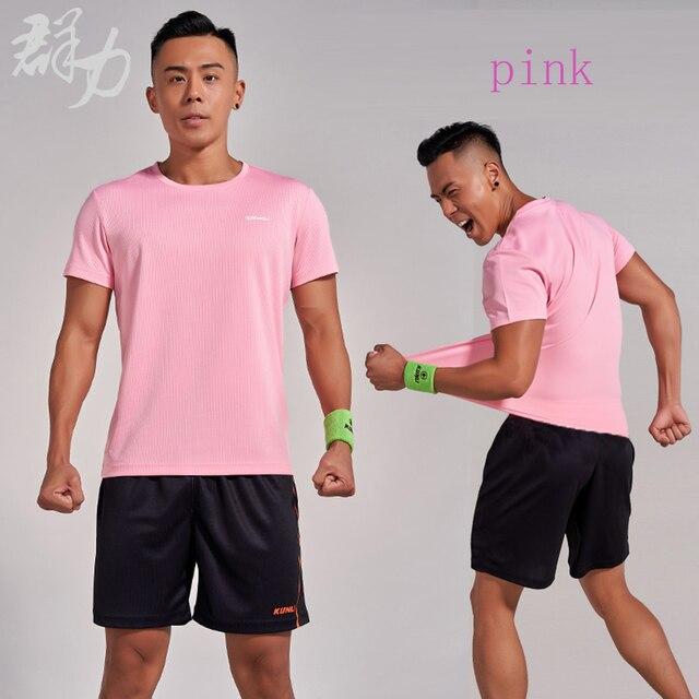 Купить kunli 2018 новая мужская теннисная рубашка для спорта на открытом картинки