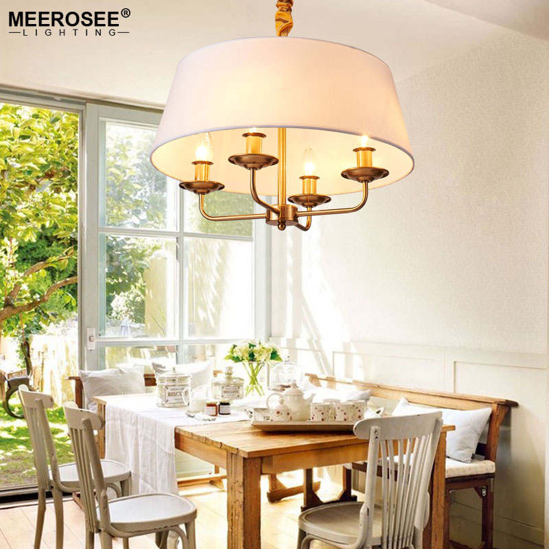 American Pastoral Style Chandeliers Light Iron Wrought Lamp for Bedroom Dining room Lustres Hanging Suspension Lighting korean princess wrought lamp iron bedroom led lamp american pastoral style living room children chandelier