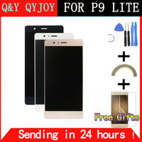 QYQYJOY For Huawei P9 Lite Huawei G9 VNS L21 VNS L23 LCD Display Touch Screen Digitizer