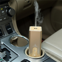 Air Humidifier Aroma Diffuser Aluminium Alloy Air Purifier 2015 Newest Aromatherapy Mini Diffuser USB Humidifier Car